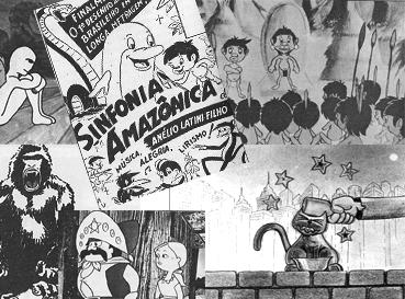 História da Animação Brasileira